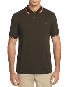 Fred Perry - Twin Tipped Slim Fit Polo