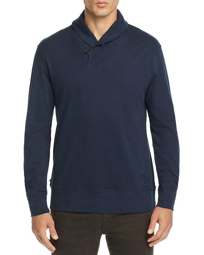 OOBE - Tradd Shawl-Collar Pullover Sweater