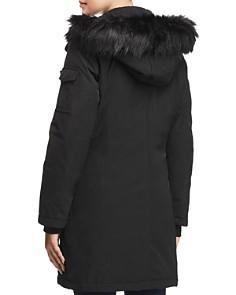 Calvin Klein - Faux Fur Trim Parka