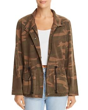 BLANKNYC - Brigade Camo Jacket