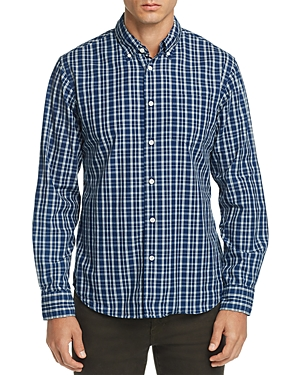 Oobe Riley Plaid Regular Fit Button-Down Shirt