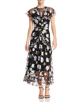Alice McCall - Floating Embroidered Dress