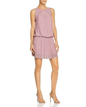 Ramy Brook Hilary Embellished Mini Dress