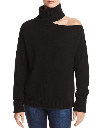 PAIGE - Raundi Cutout Sweater