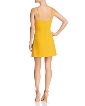 FRENCH CONNECTION - A-Line Mini Dress