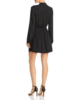 AQUA - Origami Smocked Dress - 100% Exclusive