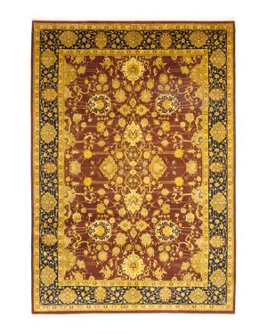 Solo Rugs Oushak 2 Hand-Knotted Area Rug, 10'1 x 14'8