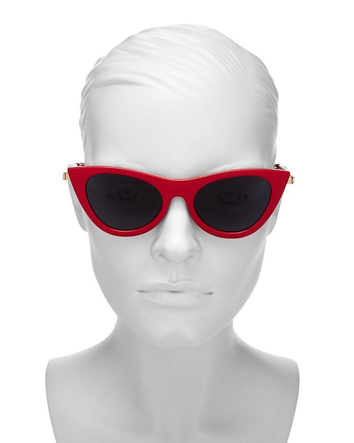 93840dddb8a Le Specs - Women s Enchantress Cat Eye Sunglasses