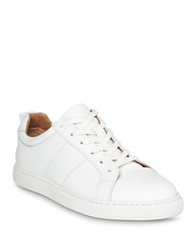 3b14f434df8 Whistles - Women s Koki Lace Up Leather Sneakers ...
