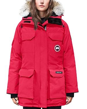 Canada Goose Expedition Fur Trim Down Parka