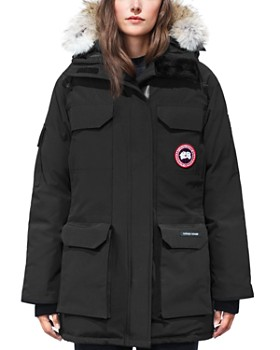 canada goose fur brush