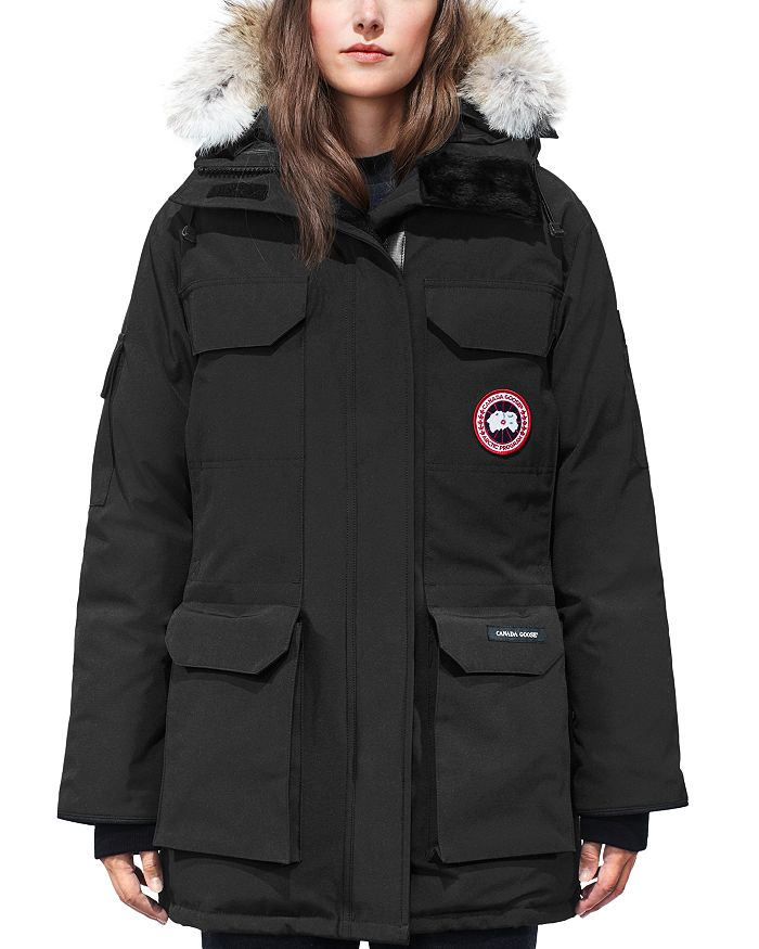 Canada Goose - Expedition Fur Trim Down Parka