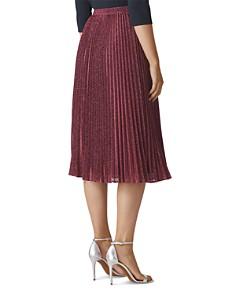 Whistles - Pleated Sparkle Skirt