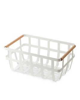 Yamazaki - Tosca Dual-Handle Storage Basket