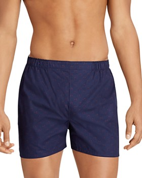 Polo Ralph Lauren - Classic Fit Woven Boxer - Pack of 3
