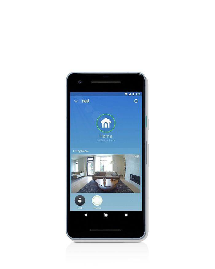 x Yale - Smart Lock with Google Nest Connect