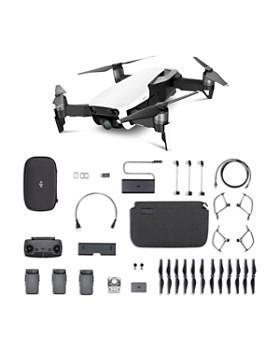DJI - Spark Combo Drone - White