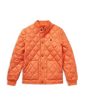 Ralph Lauren - Boys' Quilted Jacket - Big Kid