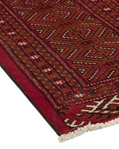 """Solo Rugs - Torkaman Tory Hand-Knotted Area Rug, 9' 10"""" x 13' 0"""""""