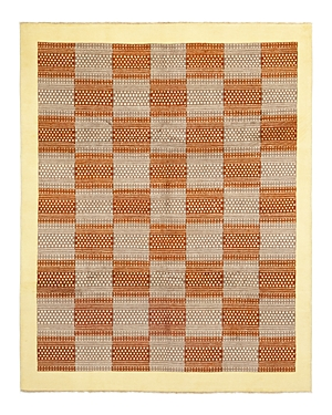 Solo Rugs Gabbeh Amristar Hand-Knotted Area Rug, 8'1 x 10'2
