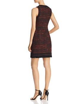 kate spade new york - Tweed Fringe Dress