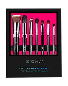 Sigma Beauty - Best of Sigma Brush Gift Set