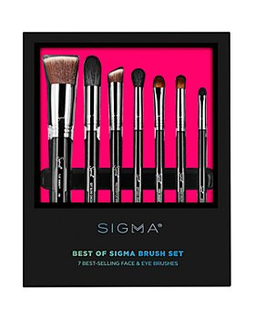 Sigma Beauty - Best of Sigma Brush Gift Set