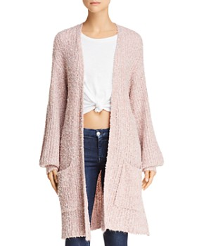 BB DAKOTA - Coffee Date Long Cardigan