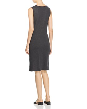 Kenneth Cole - Ruched Side Tank Dress