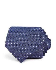 Armani - Seasonal Dot Silk Classic Tie - 100% Exclusive