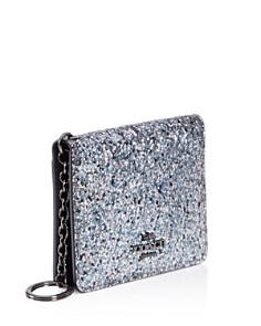COACH - Glitter Key Ring Card Case