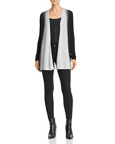 C by Bloomingdale's - Dip-Dye Lightweight Cashmere Cardigan - 100% Exclusive