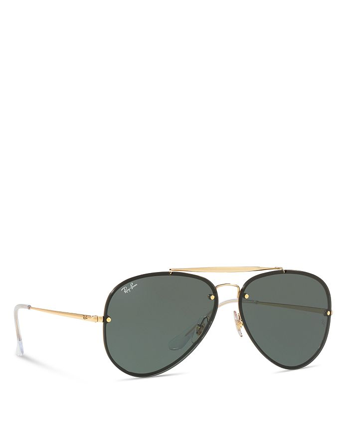 bb79206b4 Ray-Ban Unisex Blaze Aviator Sunglasses, 61mm | Bloomingdale's