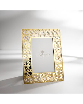 "Kendra Scott - Filigree Photo Frame, 5"" x 7"""