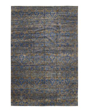 Solo Rugs Modern Lexi Hand-Knotted Area Rug, 12' 2 x 18' 3