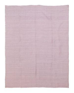 Solo Rugs Flatweave Maribel Hand-Knotted Area Rug, 8'1 x 10'1