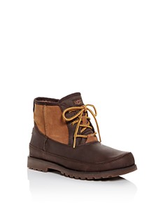 UGG® - Boys' Bradley Nubuck Leather & Suede Boots - Little Kid, Big Kid