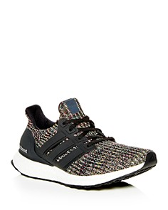 Adidas - Men's Ultraboost Knit Lace-Up Sneakers