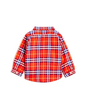 Burberry - Boys' Fred Check Flannel Shirt - Baby