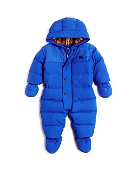 Burberry - Boys' Ezra Down Puffer Snow Suit - Baby