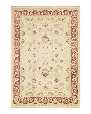 Solo Rugs Oushak Kavala Hand-Knotted Area Rug, 10'0 x 14'5