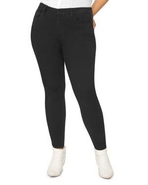 Sanctuary Curve Social Standard Skinny Jeans in Eyeliner 3081861