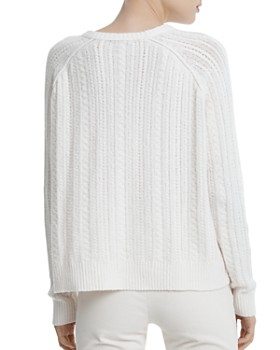 ATM Anthony Thomas Melillo - Relaxed Cable Sweater