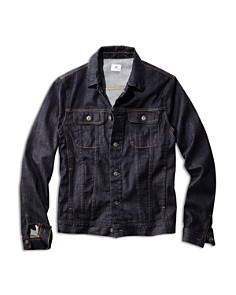 AG - Dart Denim Trucker Jacket