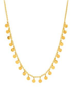 "Gorjana - Chloe Mini Necklace, 16"""