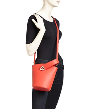 Street Level - Medium Wristlet Bucket Bag