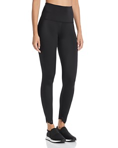 Beyond Yoga - Cruz Scalloped High-Waisted Leggings