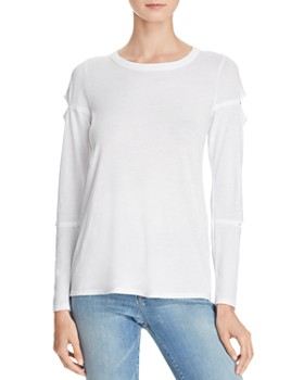 CHASER - Cutout High/Low Tee
