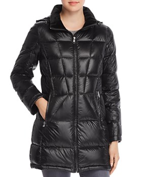 Calvin Klein - Packable Shiny Down Coat