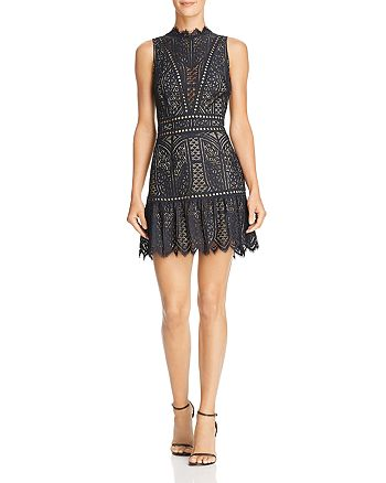 Saylor - Rosemary Lace Dress
